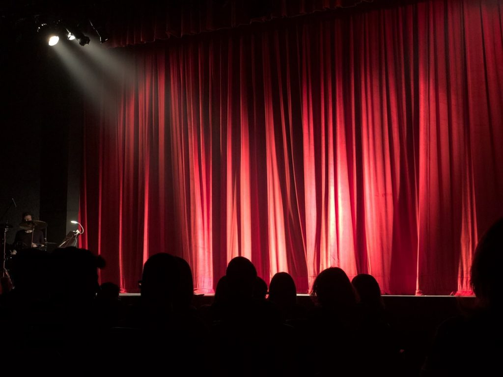 technology changing the theater world